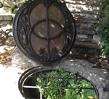 Chalice Well, Somerset by lezvee