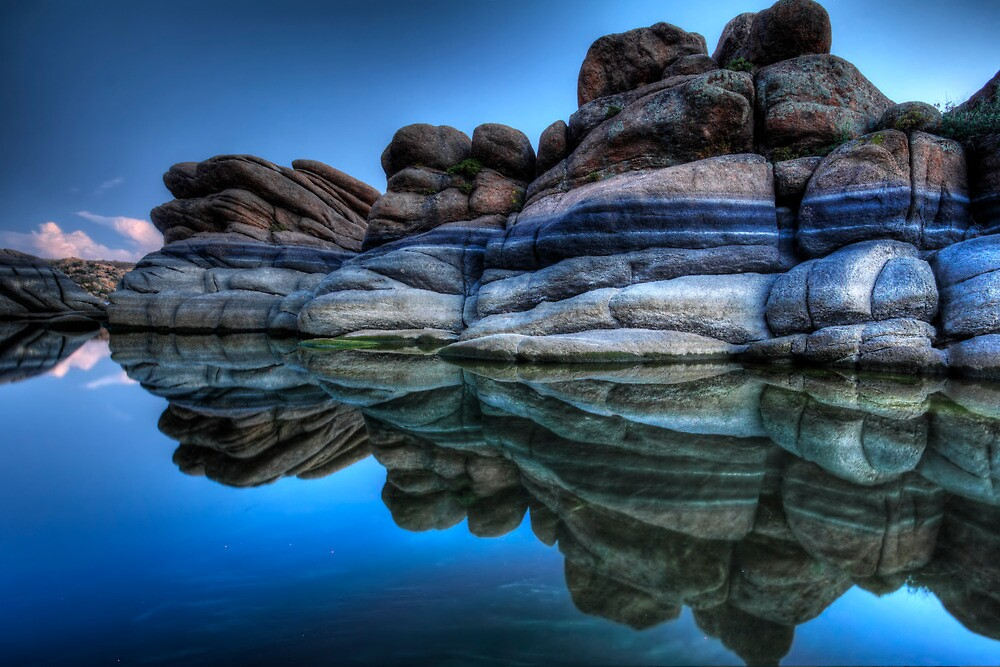 Layered Blues by Bob Larson