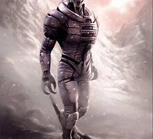 saren, the rogue specter by WordDungeon