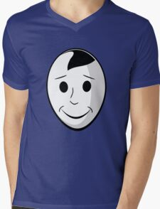 RoryBot Mens V-Neck T-Shirt