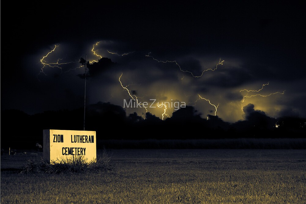 The Storm that Changed Everything by MikeZuniga