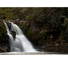 Abrams Falls, Cades Cove Tennessee Photographic Print
