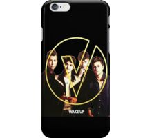 The Vamps - Wake Up Cover Album Color Black iPhone Case/Skin