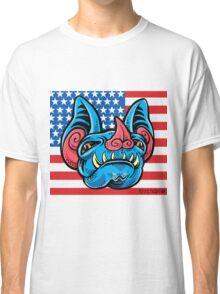 Patriotic Bat Classic T-Shirt