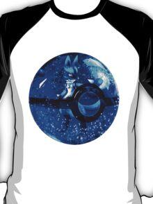 Lucario   Pokeball T-Shirt