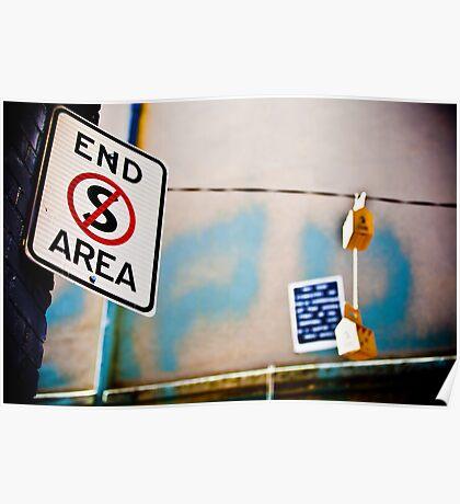 Box End Poster