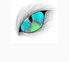 Cat Eye Fire Reflection Unisex T-Shirt