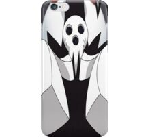 Soul eater: Lord Death iPhone Case/Skin