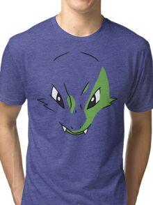 Pokemon - Scyther Tri-blend T-Shirt
