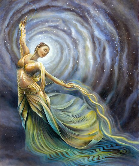 Dance of Creation by Katia Honour