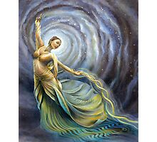 Dance of Creation Photographic Print