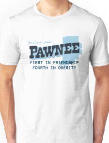 Greetings from Pawnee Unisex T-Shirt