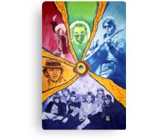 San Francisco Rock and Roll Canvas Print