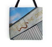 Snake Valley Tote Bag