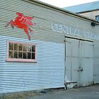 Clunes Garage by Joe Mortelliti