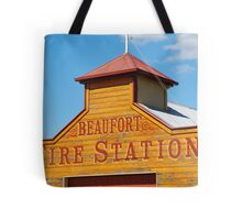 Beaufort Fire Station Tote Bag