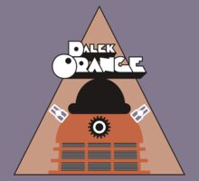 A Dalek Orange