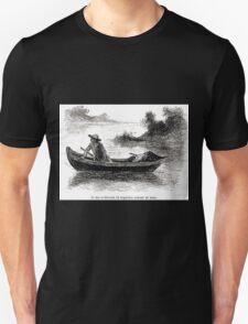 Achille Sirouy Mark Twain Les Aventures de Huck Huckleberry Finn illustration p047 T-Shirt