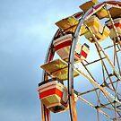 I <3 Ferris Wheels  by DearMsWildOne