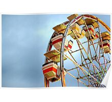 I <3 Ferris Wheels  Poster