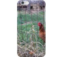 MISS HENNY PENNY iPhone Case/Skin