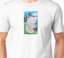 Saint Bernard of Montjoux, Patron Saint of Skiers Unisex T-Shirt