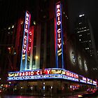 Radio City by Samantha Wong