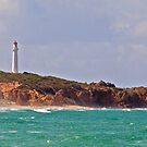 Split Point Lighthouse (4), Aireys Inlet, Great Ocean Road by Andy Berry