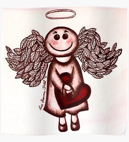 Angel Heart - sending love your way! Poster