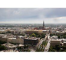 Rīga 2008   Riga 2008 Photographic Print