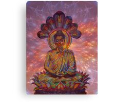 buddha digital - 2011 Canvas Print