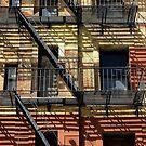 Manhattan Geometry by Harry Oldmeadow