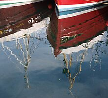 Around the Harbours - Reflections by kalaryder