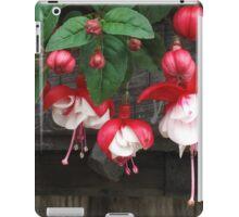 Red Fuchsia iPad Case/Skin