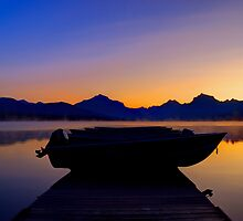 Rocky Mountain Magic - Sunrise 7:11am by JamesA1