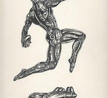 The Metal Man by Jacobean