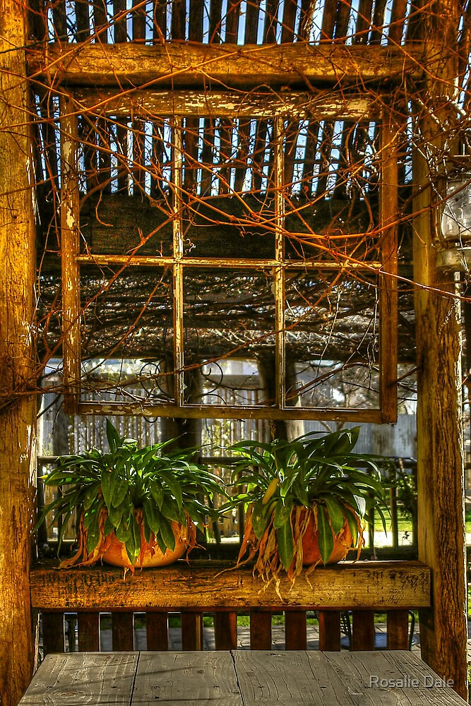 Coffee nook #2  ~ Licorice Factory ~ Junee NSW by Rosalie Dale