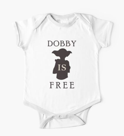 Dobby is FREE One Piece - Short Sleeve