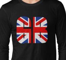 GB and Union Jack Long Sleeve T-Shirt