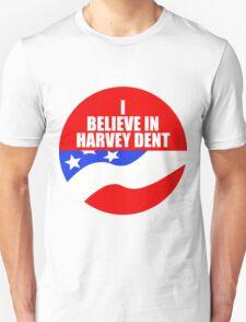 I Believe In Harvey Dent - Batman Dark Knight Political Logo T-Shirt