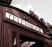 Phone box by DavidCucalon
