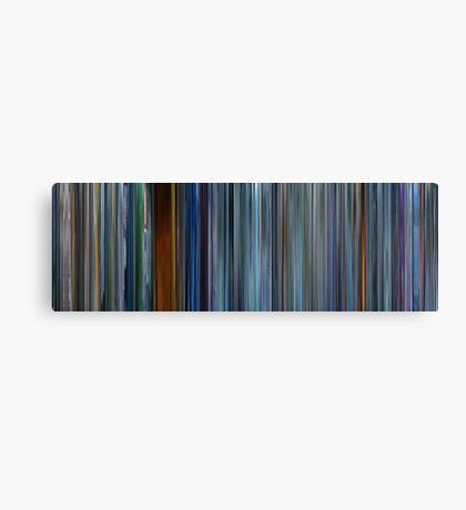 Moviebarcode: Chungking Express (1994) Canvas Print