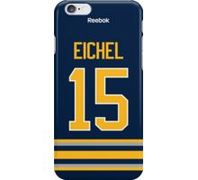 Buffalo Sabres Jack Eichel Jersey Back Phone Case iPhone Case/Skin