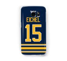 Buffalo Sabres Jack Eichel Jersey Back Phone Case Samsung Galaxy Case/Skin