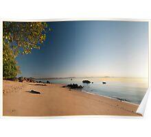 Garners Beach , FNQ Poster