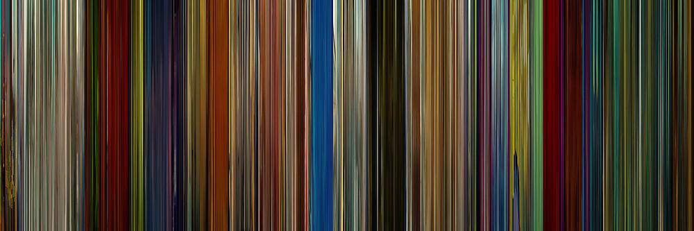 Moviebarcode: Hobo with a Shotgun (2011) by moviebarcode