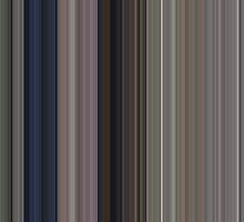 Moviebarcode: Full Metal Jacket (1987) [Simplified Colors] by moviebarcode