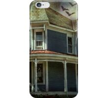 Batty Bates Motel iPhone Case/Skin
