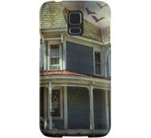Batty Bates Motel Samsung Galaxy Case/Skin