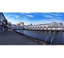 Pier II Photographic Print